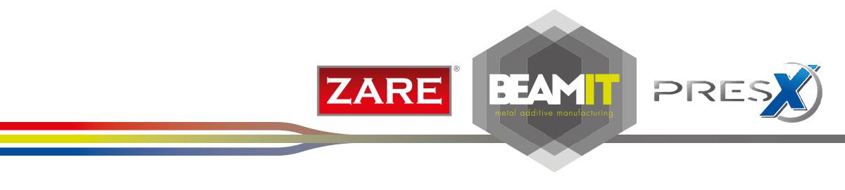 Logo Beamit Zare Pres-X