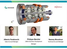 Progettare nuovi sistemi di trasmissione utilizzando lo strumento più veloce sul mercato