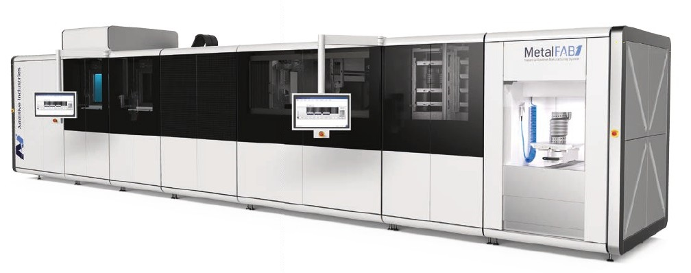 La tecnologia additiva per la produzione