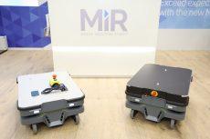 MiR ancora più in alto con il nuovo robot mobile MiR250