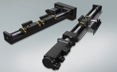 NSK, l'attuatore lineare motorizzato Monocarrier Electrified