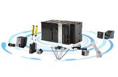 Omron annuncia il primo controllore integrato al mondo per il controllo di sistemi di produzione robotizzati completamente automatizzati