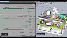 L'ambiente di sviluppo integrato Sysmac Studio 3D Simulation di Omron consente di aumentare la produttività