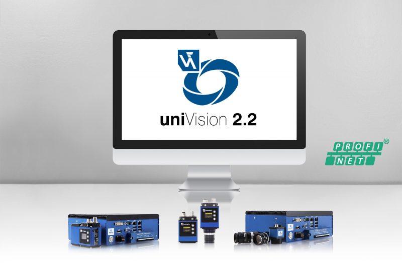 La nuova versione del software di visione di wenglor per l'elaborazione di immagini 2D/3D uniVision 2.2 si arricchisce di un'importantissima novità: l'interfaccia PROFINET