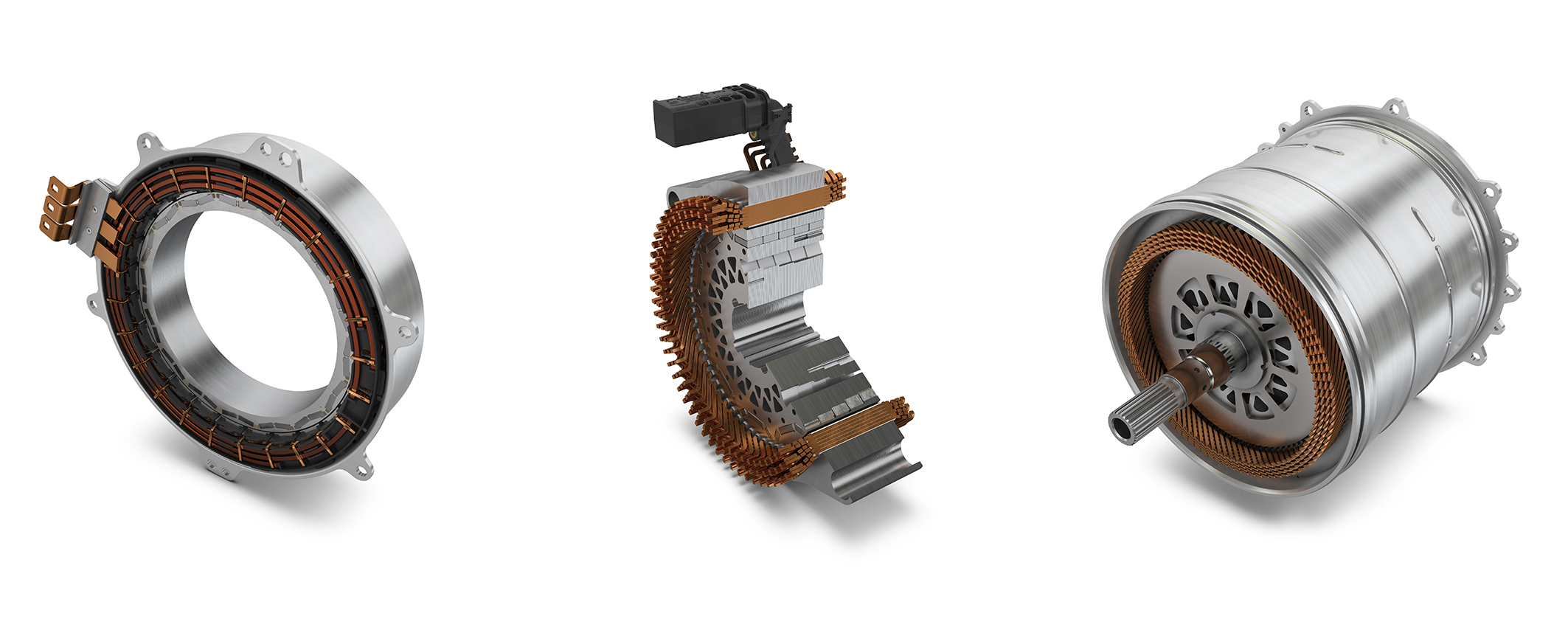 Schaeffler avvia la produzione in serie di motori elettrici