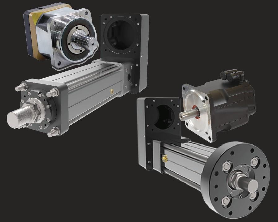 Nasce Assign, il nuovo programma di assemblaggio di motori su attuattori Exlar