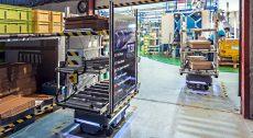 TB Spain Injection ha ottenuto un significativo aumento della capacità produttiva grazie a due robot MiR.