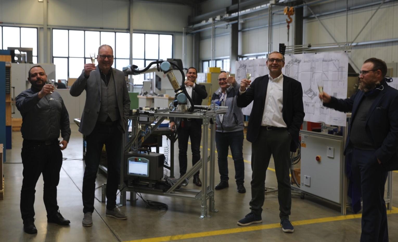 Universal Robots supera un nuovo straordinario traguardo: consegnato il 50.000° cobot