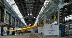 Completati i robot per il nuovo Ponte Genova San Giorgio