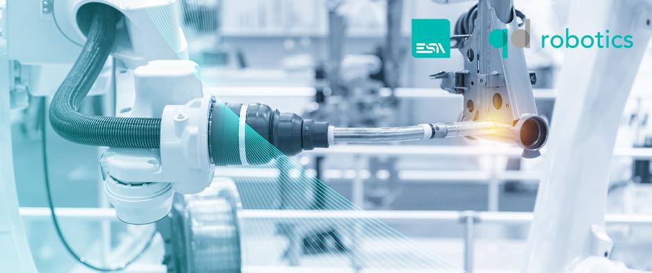 ESA avvia la produzione di celle robotizzate ad alta integrazione