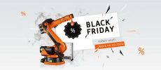 "Kuka, ""Black Friday"" con robot usati in super offerta"