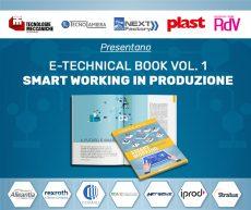 Smart working in produzione, guida completa in e-boo