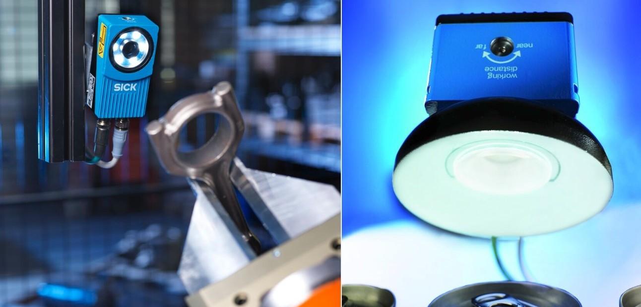 La tecnologia di visione Sick integrata nelle soluzioni Mitsubishi Electric