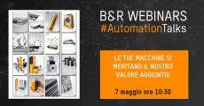 webinar b&r automazione costruzione macchine